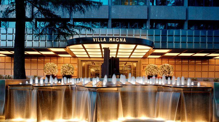 RLH Properties compra el Hotel Villa Magna de Madrid por 210 millones de euros.