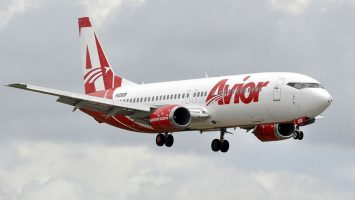 La Comisión Europea rechaza a Avior Airlines principalmente por motivos de seguridad.