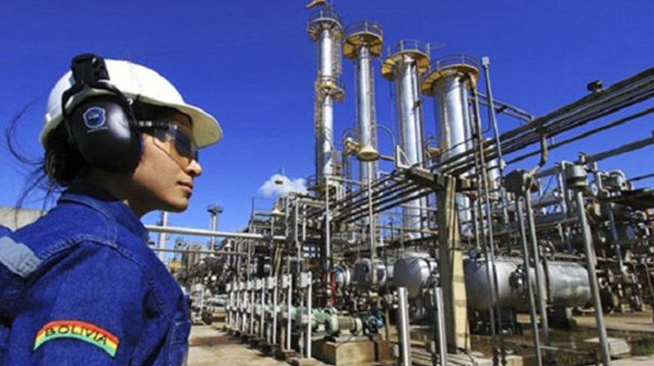 El Ministro de Hidrocarburos, Luis Sánchez, desvela el interés internacional por el sector energético de Bolivia.