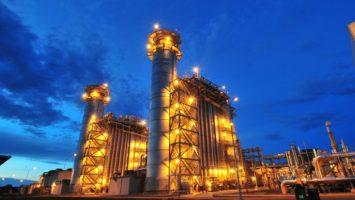 Iberdrola México invirtió 227 millones de euros en la construcción de la central de ciclo combinado en Baja California.