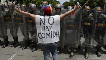 En Venezuela se prevé una contracción del 7,2 por ciento del PIB en 2018.