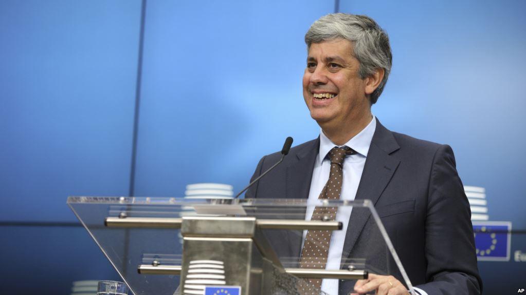 Mario Centeno ocupará el cargo de presidente del Eurogrupo por dos años y medio.