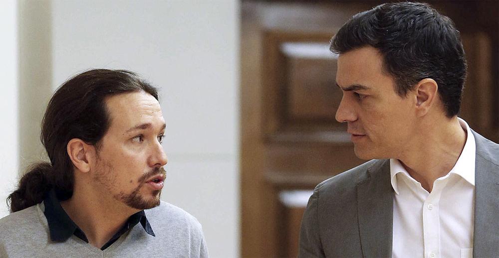 El presidente de España, Pedro Sánchez, cobra un salario bruto mensual de 6.746,09 euros.