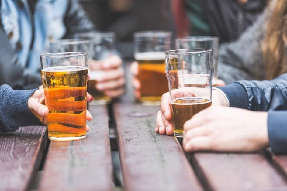 Estonia, Letonia y Lituania son los países con mayor índice de consumo de alcohol en los hogares.