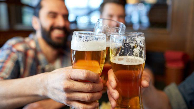 España registra la tasa más baja de consumo de alcohol con un 0,8 %.