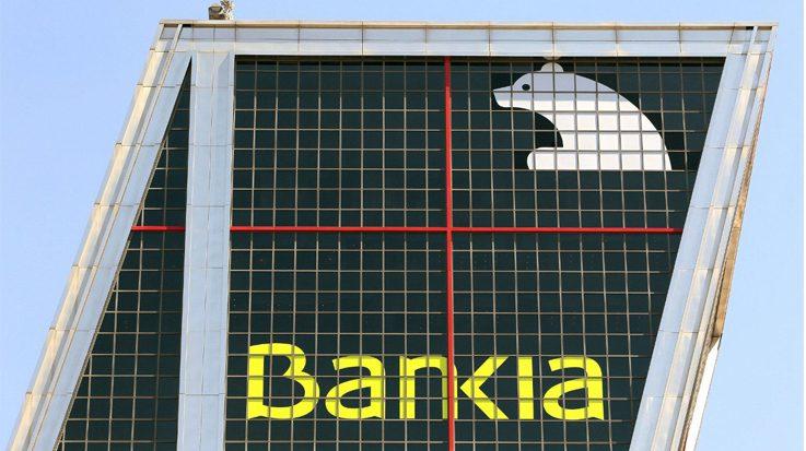 La sede de Bankia.