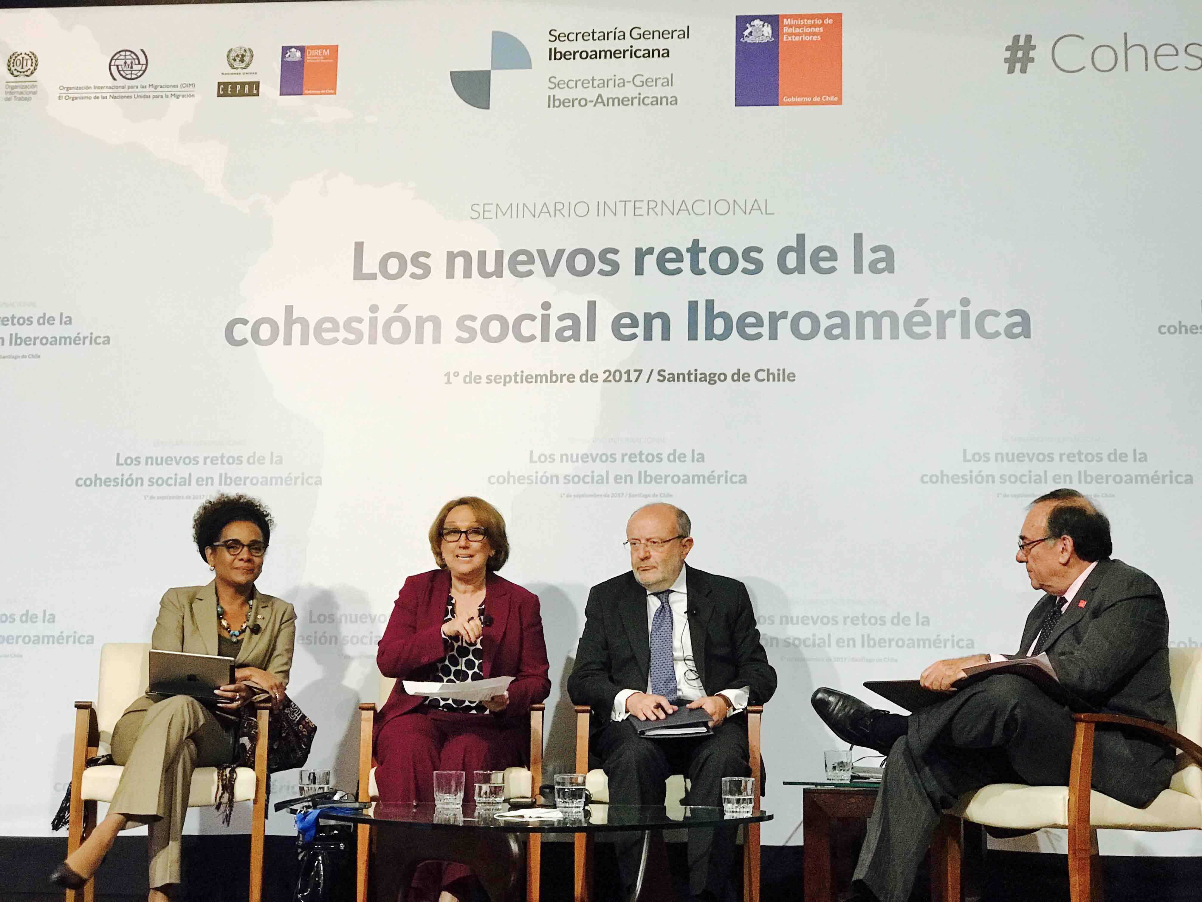 Argentina, España y México también mantienen fondos de cooperación con el Segib.