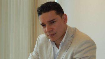 Iván Espinel, exministro de Inclusión Económica y Social de Ecuador.