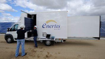 Enertis concretó su entrada a Colombia tras la ejecución del Celsia Solar Yumbo.