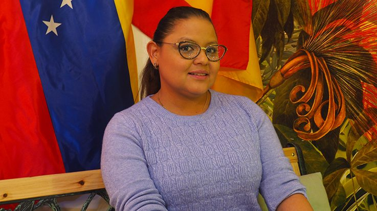 Antonieta Corona, fundadora del restaurante Cattleya.