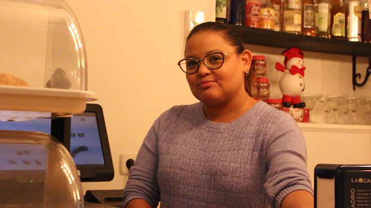 Corona afirma que quiere dar a conocer la variedad de platos venezolanos que aún pasan desapercibidos en España.
