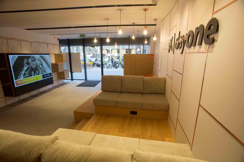 DayOne permitirá a los emprendedores participar en iniciativas de formación y networking.