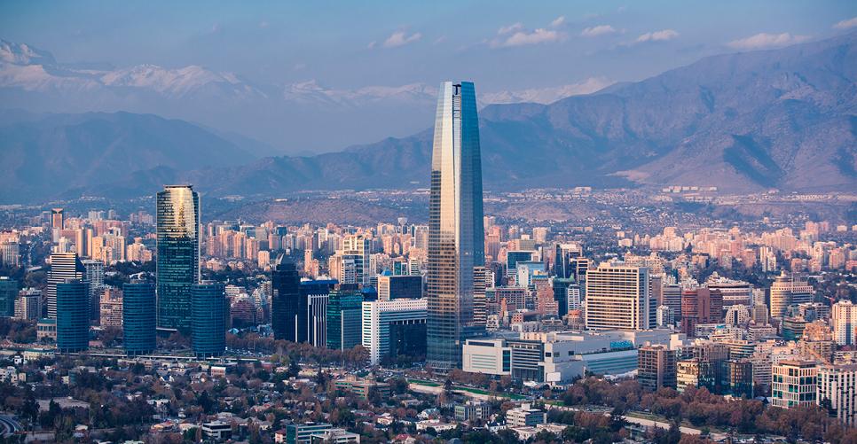 La reactivación del sector de la construcción será clave para duplicar el PIB chileno.