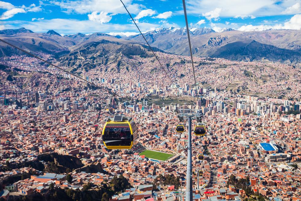 Bolivia también fue reconocida como el 'Mejor Destino Cultural de América del Sur' el pasado mes de septiembre.