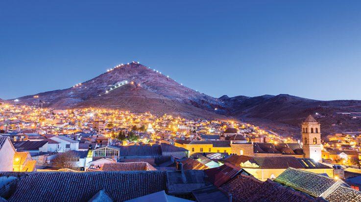Bolivia es reconocida como el 'Mejor destino cultural del mundo 2017'.