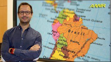 Jaime Campos, director de AMIR.