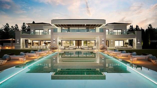 En Madrid el alza registrada en los precios de las viviendas de lujo fue del 10,1 por ciento, con precios de más de 15.000 euros el metro cuadrado.