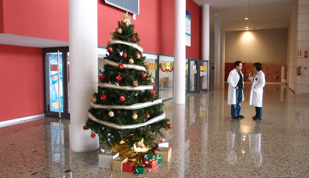 Las retenciones fiscales hacen que en algunas comunidades estas guardias navideñas sean menos rentables.