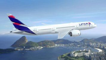 Latam Airlines incrementó un 0,7 por ciento su demanda de viajes en los primeros 11 meses del año.