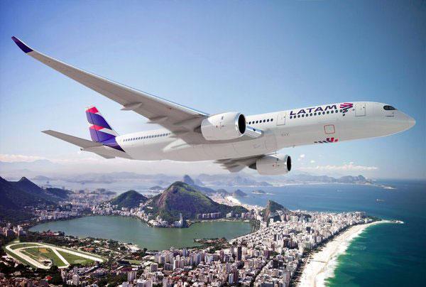 La aerolínea registró una contracción del 3,8 por ciento en su demanda de Brasil.