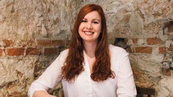 Cristina Lozano Pacheco, nutricionista y tecnóloga de alimentos.