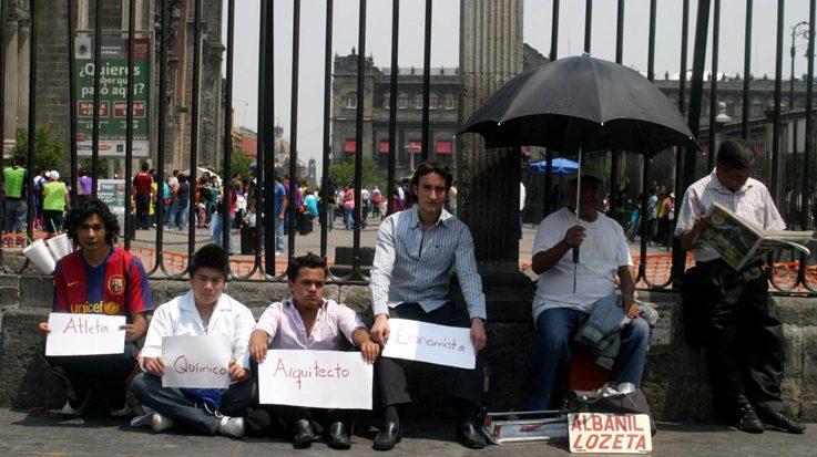 La OIT indica que la tasa de desempleo en América latina se sitúa en 8,4 por ciento.