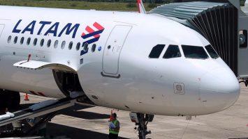 Latam Airlines registra 1.149 denuncias en Perú generadas entre enero y noviembre de 2017.