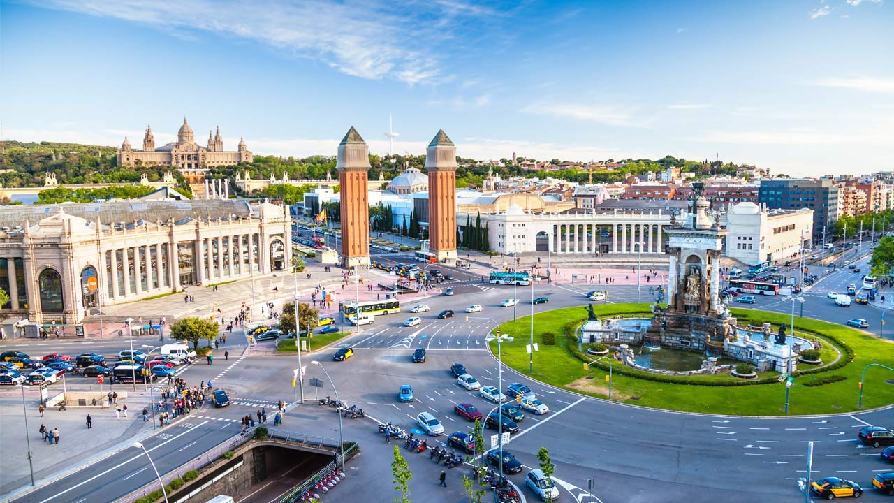 El 23,1% de los visitantes registrados por España provienen de Reino Unido.
