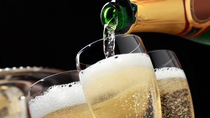 Italia exporta el 45 por ciento de vino espumoso de la Unión Europea.