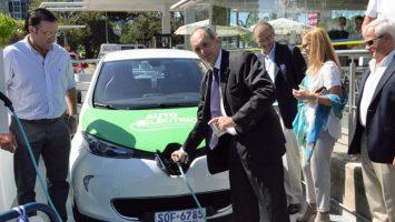 Uruguay será pionero en América Latina con la primera ruta para coches eléctricos