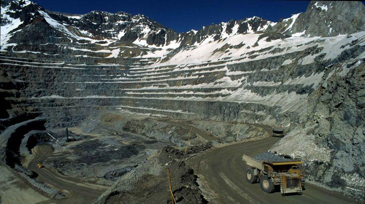 OHL consigue un contrato por 16 millones de euros en la mina 'El Teniente' en Chile.