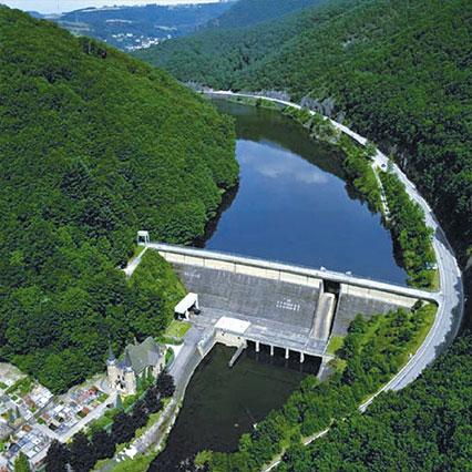El proyecto hidroeléctrico generará unos 13,900 GWh.