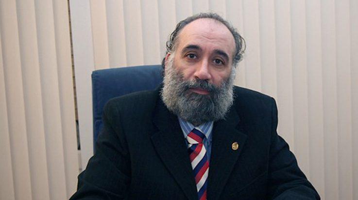 Francisco Santolaya, presidente del Consejo General de la Psicología.