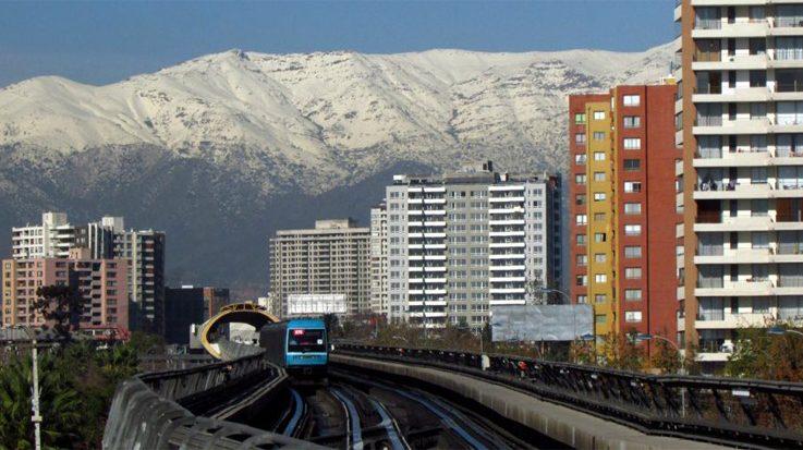 Sacyr será el responsable del mantenimiento de dos líneas del Metro de Santiago de Chile.