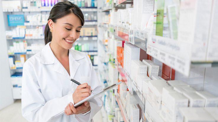 España cuenta con 119 farmacéuticos por cada 100.000 habitantes.