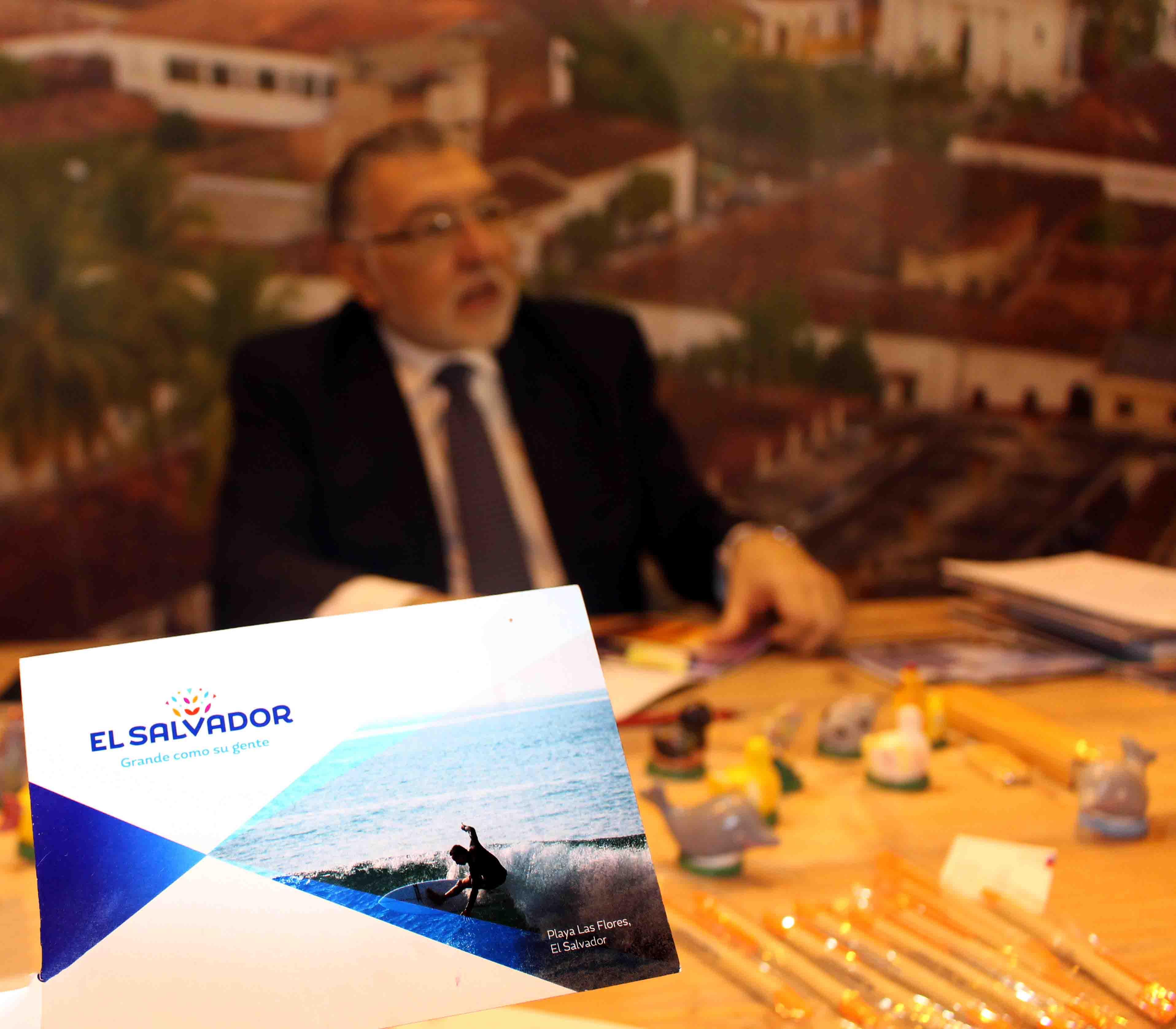 El sector turístico genera unos 100.000 puestos fijos en El Salvador.
