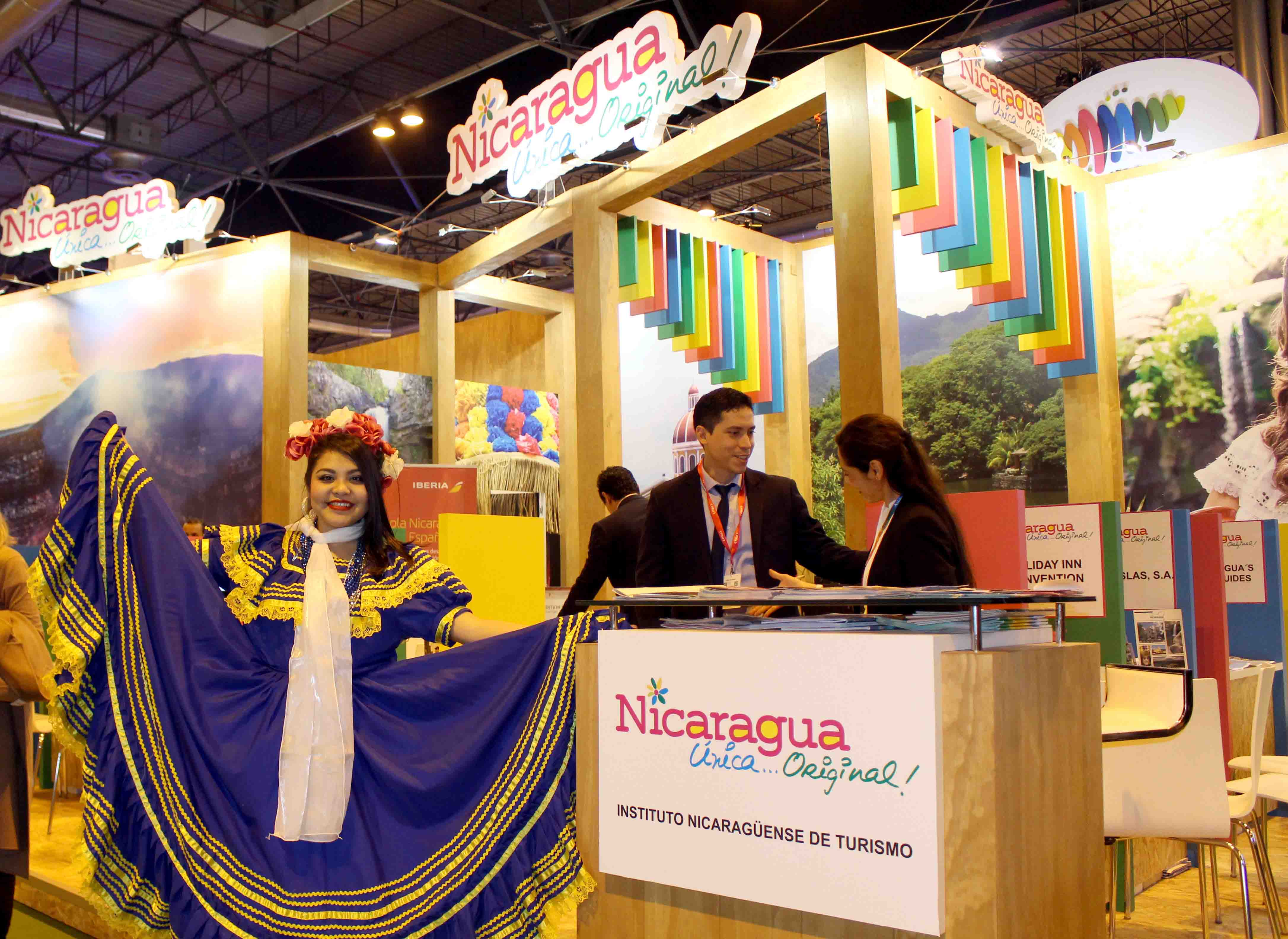 Nicaragua prevé aumentar el número de visitantes internacionales un 30 por ciento más, hasta dos millones de viajeros en 2018.