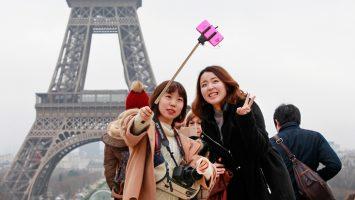 España registra el 7 por ciento de las visitas de chinos a Europa.