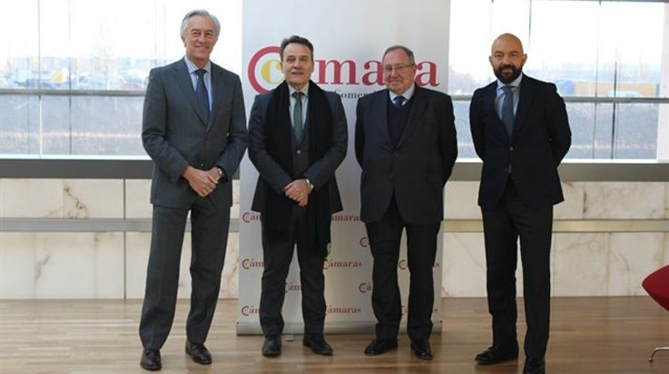 La Cámara de Comercio de España impulsará las relaciones comerciales y empresariales con Cuba, a través del Comité Bilateral hispano-cubano.