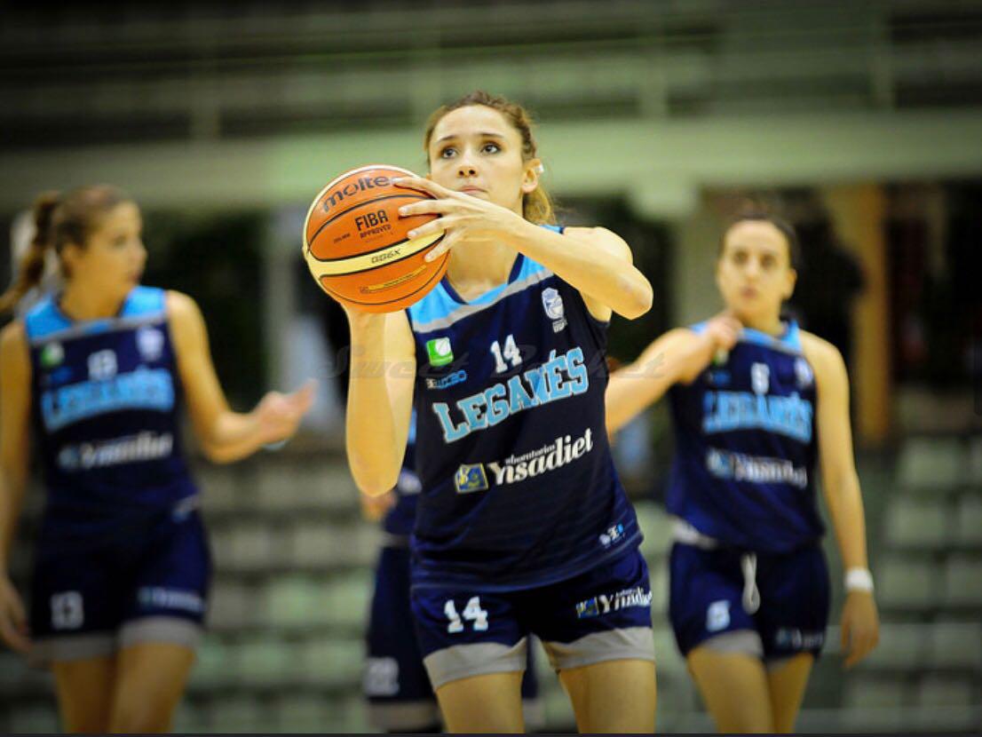 Pérez sueña con convertirse en la próxima doctora de la Selección Nacional de Baloncesto Femenino.