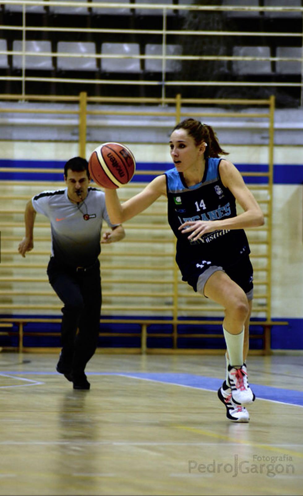 Marta Pérez preparará el MIR al mismo tiempo que seguirá compitiendo en el Leganés.