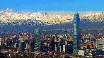 Chile reconocido como uno de los seis mejores países del mundo para vivir, según el ranking de 'Vesti Finance'.