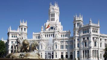 El Ayuntamiento de Madrid.