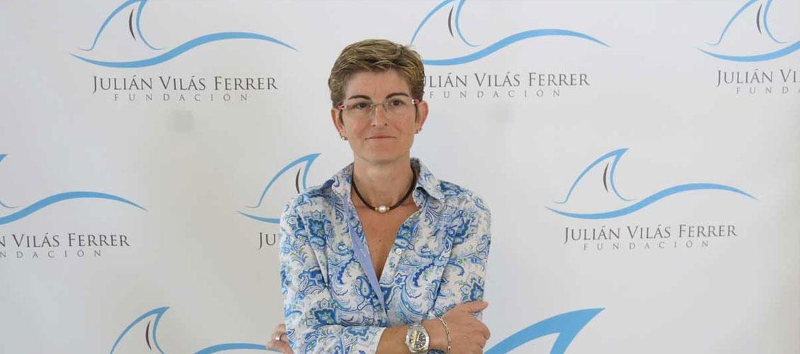 Marta Vilás, presidenta de la Fundación Julián Vilás Ferrer.