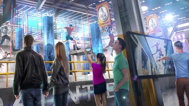 El parque estará ubicado en la estación Príncipe Pio en Madrid y abrirá a principios de 2020.