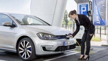 El Plan Movea ha otorgado unos 202.196 euros para la instalación de puntos de recarga para coches eléctricos.
