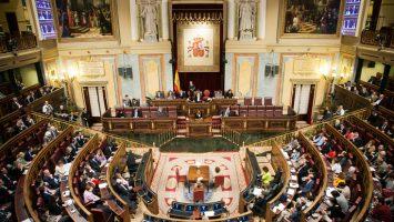 Los gastos de viajes nacionales e internacionales del Congreso de los Diputados se incrementaron un 25 por ciento con respecto a 2015.