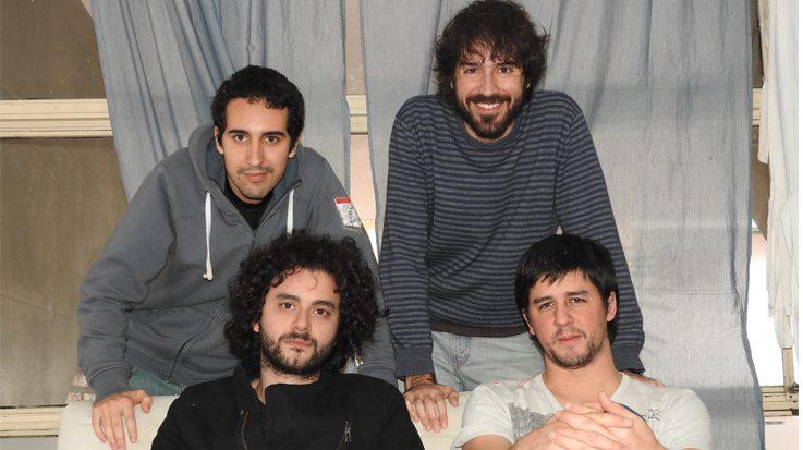 El equipo fundador del proyecto PROCER.
