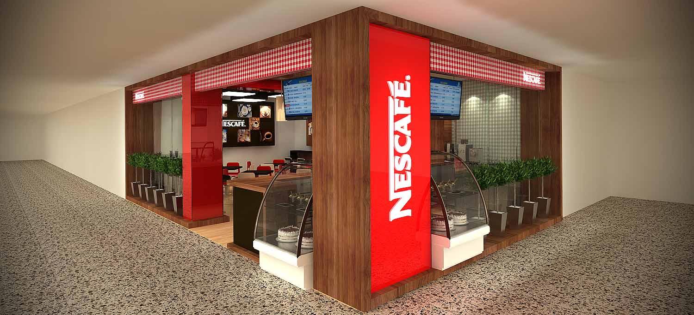 Ciudad de México cuenta con tres cafeterías Nescafe y se abrirán 7 más durante 2018.