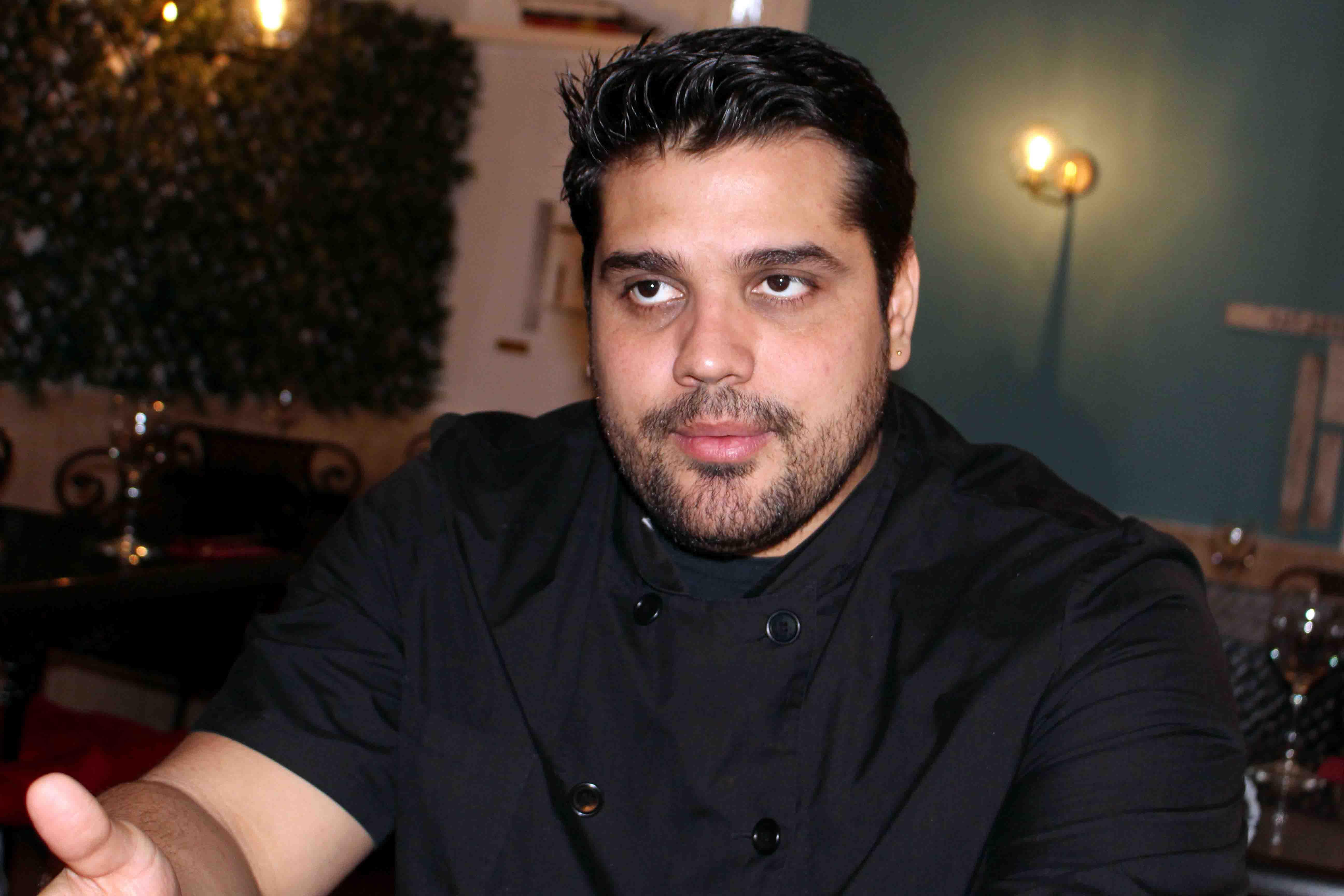 Oswaldo Sánchez afirma que el restaurant ha tenido una rentabilidad inmediata desde sus comienzos, contando con unos 30-35 euros de ticket medio.